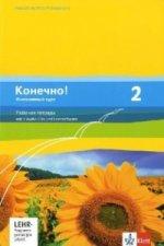 Arbeitsheft, m. 2 Audio-CDs u. Lernsoftware (per Online-Link)