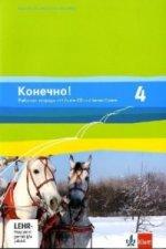 Arbeitsheft, m. Audio-CD und  Lernsoftware (per Online-Link)