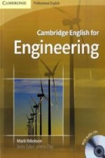 Cambridge English for Engineering, w. 2 Audio-CDs