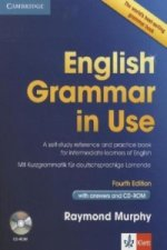 English Grammar in Use, w. pullout grammar + CD-ROM (Fourth Edition, Klett Edition)