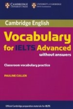 Cambridge Vocabulary for IELTS Advanced (without answers)