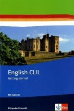English CLIL - Getting started, m. Audio-CD