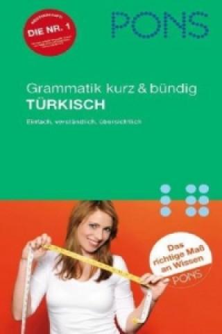 PONS Grammatik kurz & bündig, Türkisch