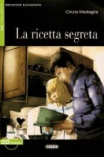 La ricetta segreta, m. Audio-CD