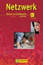 Netzwerk A1 Kursbuch + 2CD