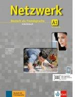 Netzwerk A1 Arbeitsbuch + 2CD