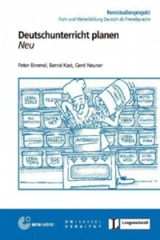 Deutschunterricht planen Neu, m. DVD