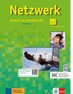 Netzwerk A2 Kursbuch + 2CD + DVD