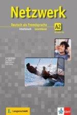 Netzwerk A2 – Arbeitsbuch + 2CD