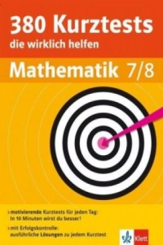 Mathematik, 7./8. Schuljahr