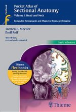 Pocket Atlas of Sectional Anatomy, Volume I: Head and Neck: