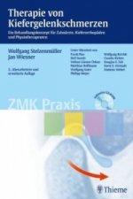 Therapie von Kiefergelenkschmerzen, m. CD-ROM