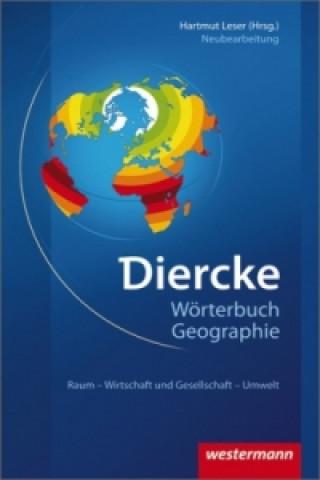 Diercke Wörterbuch Geographie, Neubearbeitung