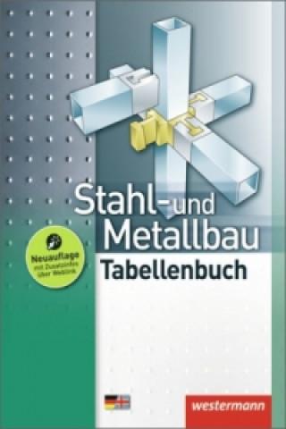 Stahl- und Metallbau Tabellenbuch