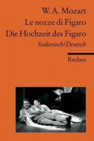 Le nozze di Figaro. Die Hochzeit des Figaro