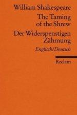 The Taming of the Shrew / Der Widerspenstigen Zähmung