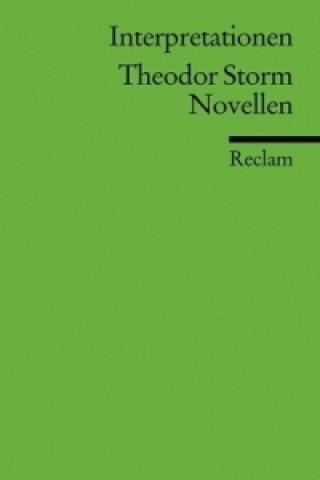 Theodor Storm Novellen