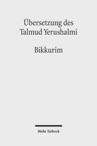 Übersetzung des Talmud Yerushalmi. Tl.11