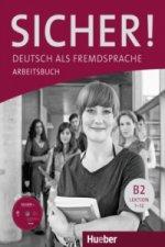 Deutsch als Fremdsprache / Arbeitsbuch mit Audio-CD, Lektion 1 - 12