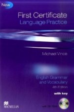 First Certificate Language Practice with Key and CD-ROM