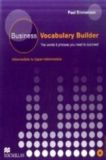 Business Vocabulary Builder, w. Audio-CD