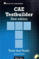 CAE Testbuilder,  w. 2 Audio-CDs (With Key)