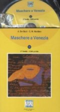 Maschere a Venezia, m. Audio-CD