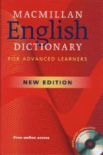 Macmillan English Dictionary for Advanced Learners, w. CD-ROM