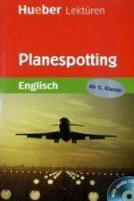 Planespotting, m. Audio-CD
