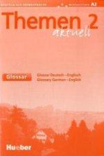 Glossar Deutsch-Englisch. Glossary German-English