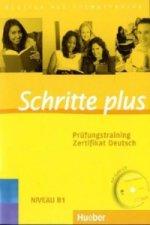 Prüfungstraining Zertifikat Deutsch, m. Audio-CD