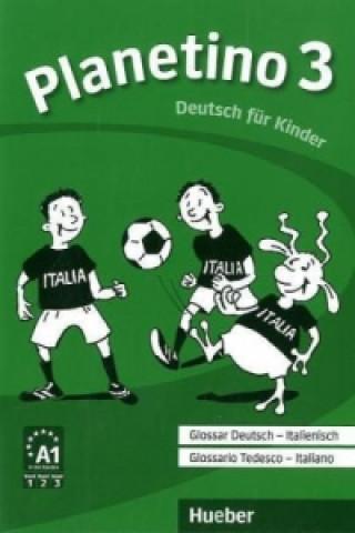 Glossar Deutsch-Italienisch / Glossario Tedesco - Italiano