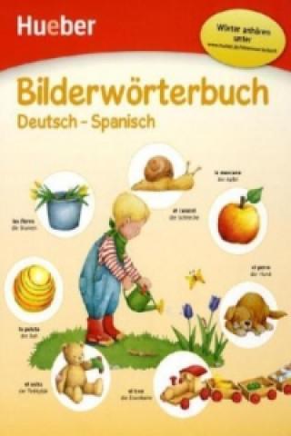 Bilderwörterbuch Deutsch-Spanisch