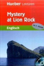 Mystery at Lion Rock, m. Audio-CD