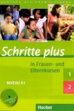 Schritte plus 1 und 2 Übungsbuch mit Audio-CD