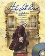 Johann Sebastian Bach, m. CD-Audio
