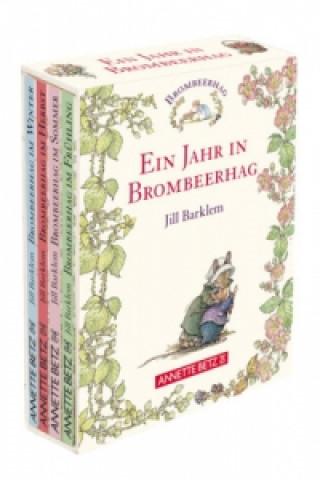 Ein Jahr in Brombeerhag, 4 Bde.