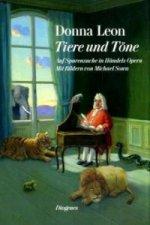 Tiere und Töne, m. Audio-CD des Complesso Barocco