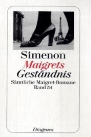 Maigrets Geständnis