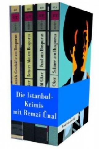 Die Istanbul-Krimis mit Remzi Ünal, 4 Bände