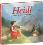 Heidi, italienische Ausgabe