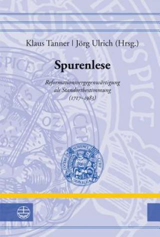 Spurenlese. Bd.1