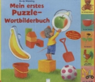 Mein erstes Puzzle-Wortbilderbuch