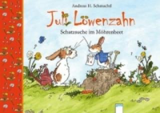 Juli Löwenzahn - Schatzsuche im Möhrenbeet