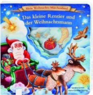 Das kleine Rentier und der Weihnachtsmann