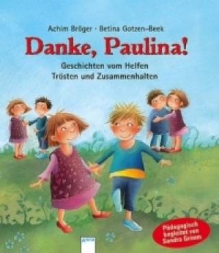 Danke, Paulina!
