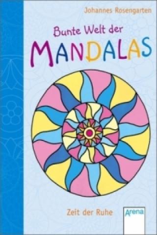 Bunte Welt der Mandalas - Zeit der Ruhe, Mini-Ausgabe
