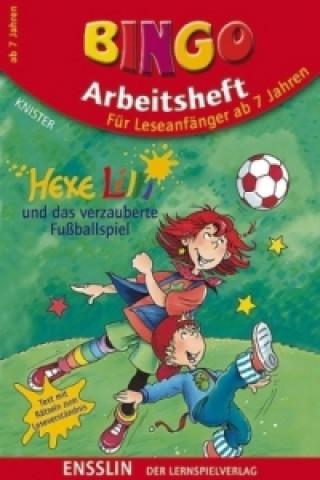 Hexe Lilli und das verzauberte Fußballspiel, Arbeitsheft