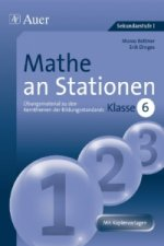 Mathe an Stationen, Klasse 6