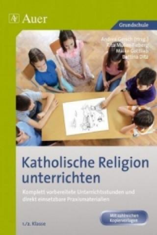 Katholische Religion unterrichten, 1./2. Klasse